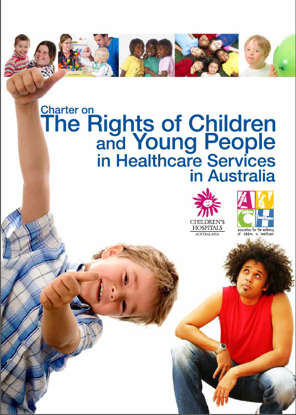 Charter of Children's and Young People's Rights in Healthcare Services in Australia