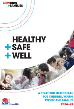 Healthy Safe Well - Strategic Health Plan for Children, Young People and Families